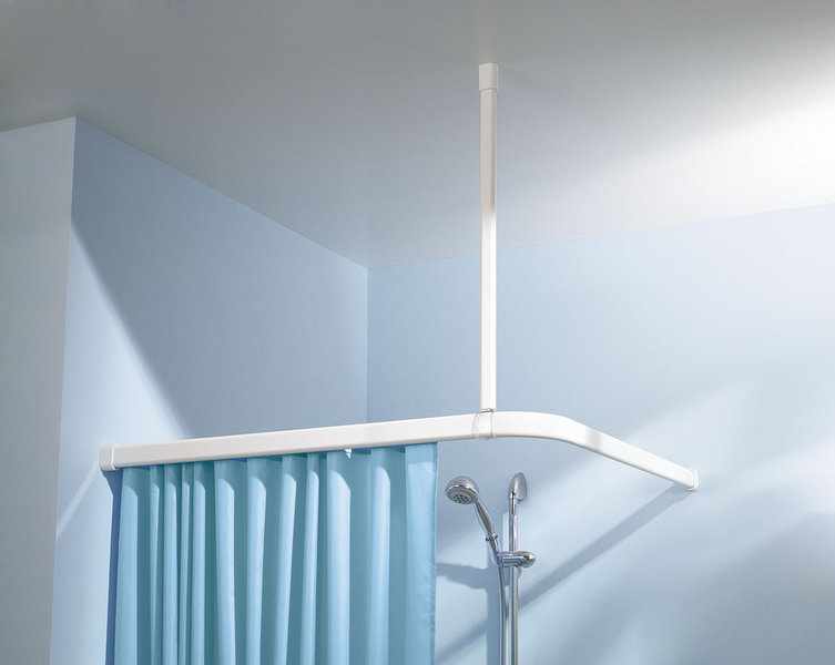 Kleine Wolke - Suspension rod for shower curtain rail - cs