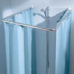 Kleine Wolke - Shower curtain rod Ø25mm