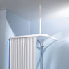 Kleine Wolke - Suspension rod for shower curtain rail