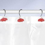 Kleine Wolke - CRABBY - Deco-Rings / Shower curtain rings