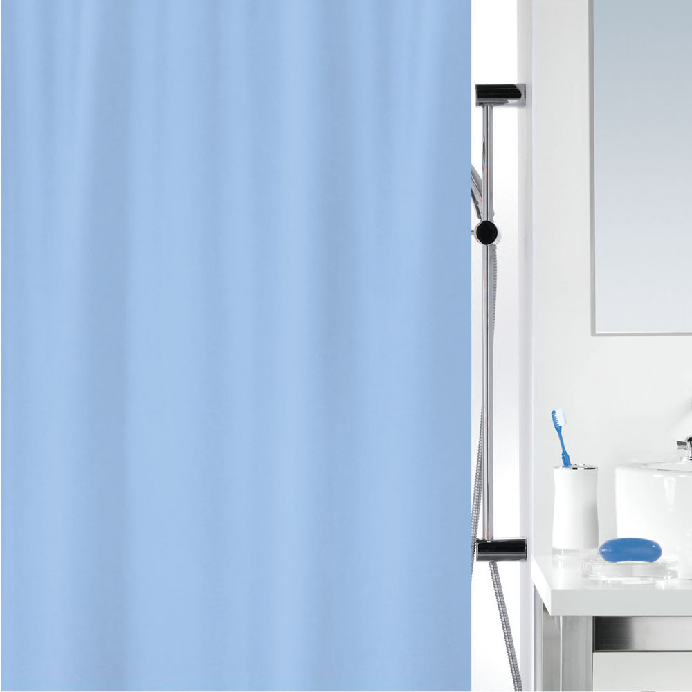 spirella - PRIMO - Textile Shower Curtain