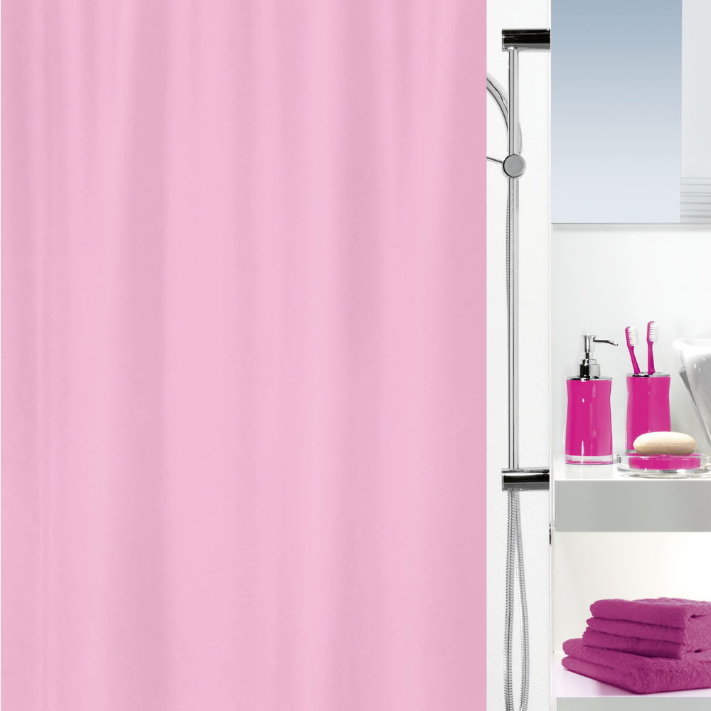 spirella primo textil duschvorhang clevershower. Black Bedroom Furniture Sets. Home Design Ideas