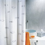 spirella - KOS - Textile Shower Curtain