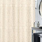 spirella - FORTUNA - SATIN Textile Shower Curtain