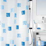 spirella - MILANO - Textile Shower Curtain