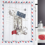 spirella - VARENNE - Textile Shower Curtain